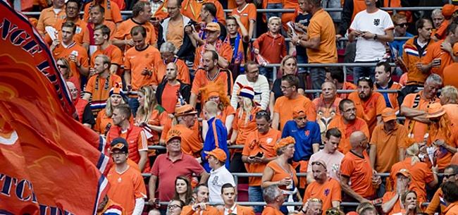 Foto: Oranje gaat weer de degens kruisen met België