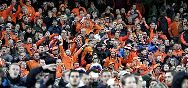 Foto: Oranje-spil kapt ermee: