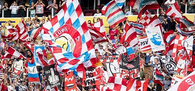 Foto: PSV toont wilskracht: 'Het gaat natuurlijk puur over geld'