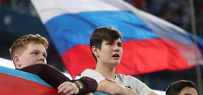 Foto: 'Rusland wel op EK, maar mogelijk niet op WK'