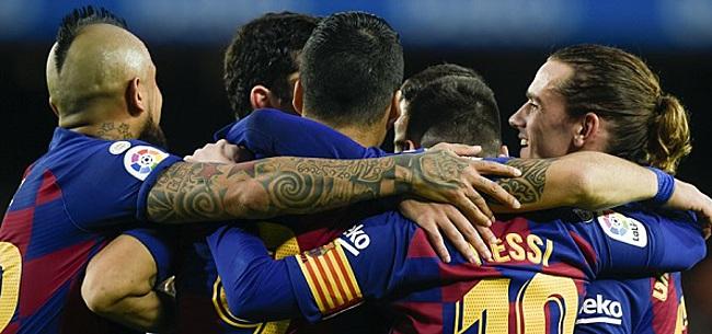 Foto: 'FC Barcelona mengt zich in transferoorlog om Nederlandse aanvaller'