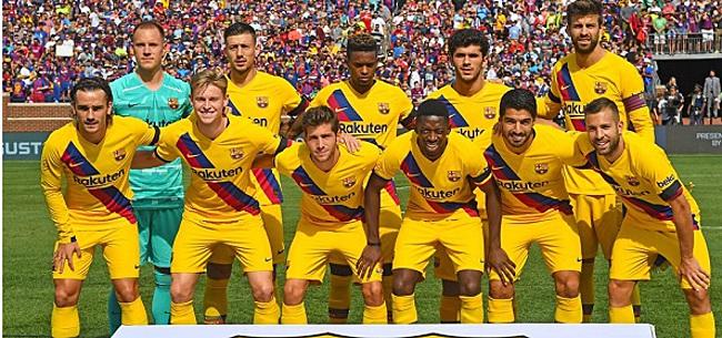 Foto: 'FC Barcelona stalt mogelijk twee spelers in Eredivisie'