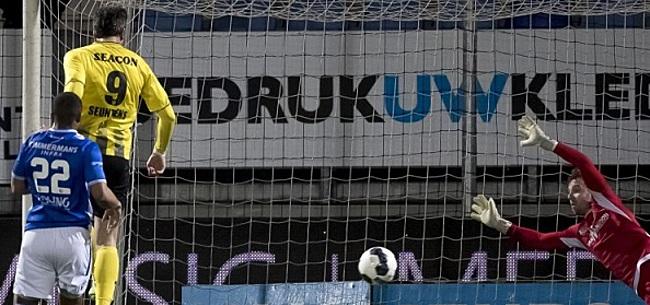 Foto: VVV zet nieuwe stap richting titel, Cambuur en Jong PSV imponeren