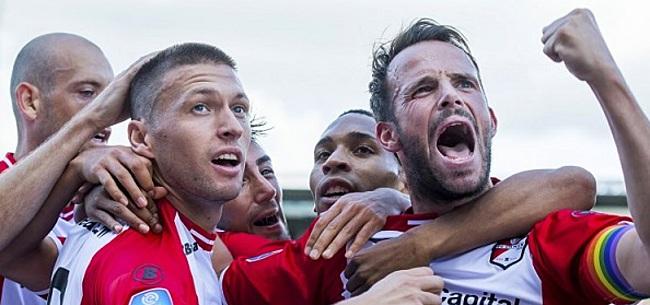 Foto: Feyenoord gewaarschuwd voor FC Emmen: 'Schrijf maar op'