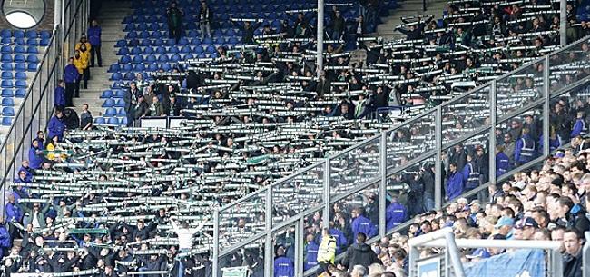 Foto: 'Derby van het Noorden heeft grote gevolgen voor Groningen-fan'