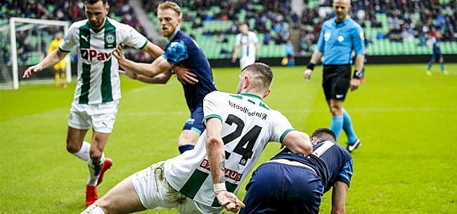 Foto: Vitesse morst wéér in extremis: FC Groningen wint