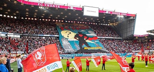 Foto: Harde kern FC Twente is duidelijk: