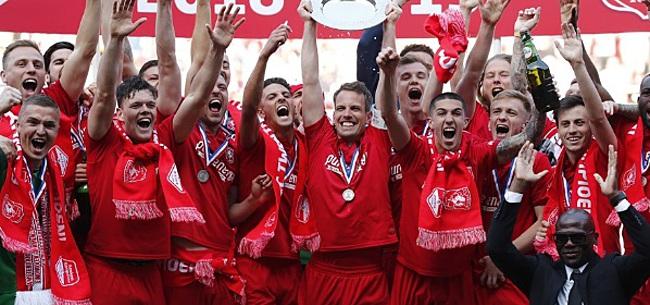 Foto: 'Eredivisie-clubs zitten niet te wachten op FC Twente'