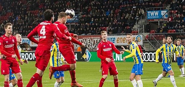 Foto: Bekersprookje RKC sneuvelt op bezoek bij FC Twente
