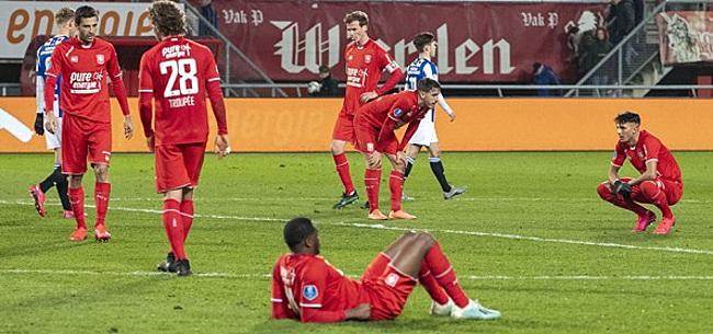 Foto: Loodzware taak voor FC Twente: