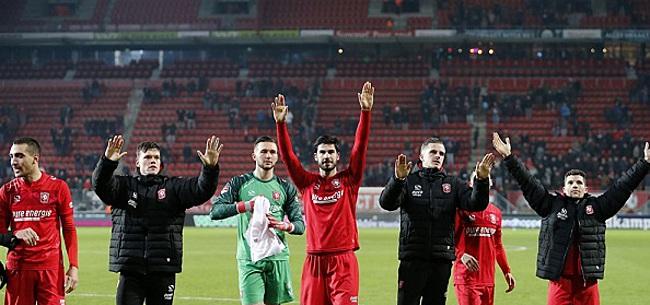 Foto: UPDATE: Enorme meevaller voor FC Twente in aanloop naar treffen met Sparta