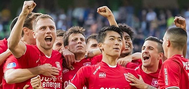 Foto: FC Twente zoekt Spaanse zon op voor trainingskamp