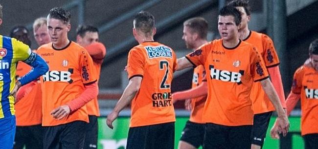 Foto: VIDEO: FC Volendam-speler maakt wereldgoal