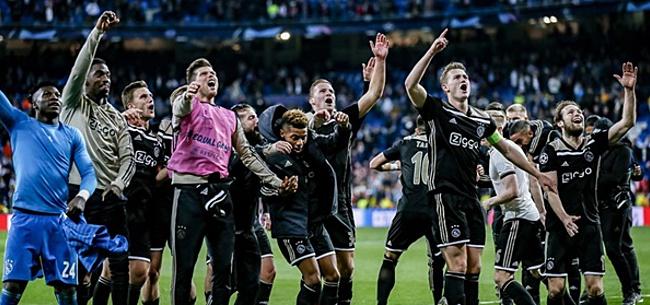 Foto: Europese voetbalfans tweeten massaal over loting en Ajax