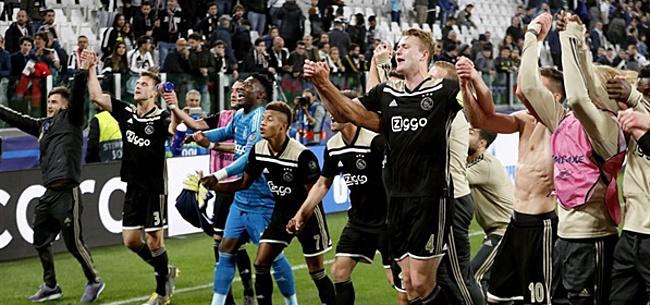 Foto: Ajax nummer één op coëfficiëntenlijst van UEFA