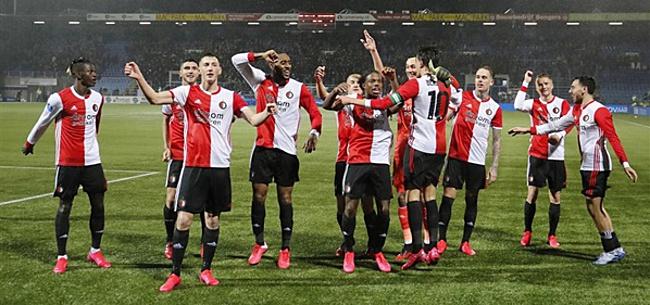 Foto: 'Arsenal, Chelsea en Sevilla belegeren Kuip voor Feyenoorder'