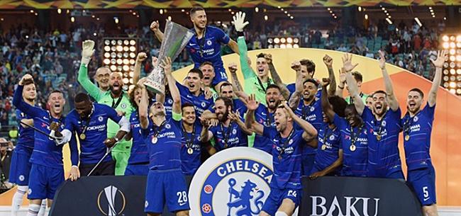 Foto: 'Chelsea omzeilt transferban en contracteert middenvelder van 50 miljoen'