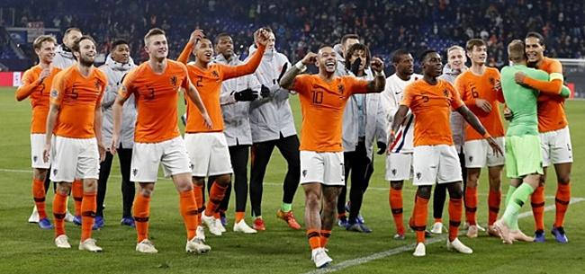 Foto: Oranje-fans verrast door Koeman: