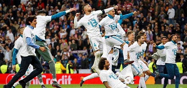 Foto: 'Als Real Madrid de Champions League-finale niet wint, is het crisis'