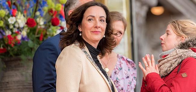 Foto: Halsema gaat speechen: 'Voorbereid op fluitconcert Ajax-fans'