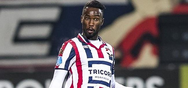 Foto: Willem II'er merkt 'gebrekkige samenwerking' tussen twee PSV-spelers