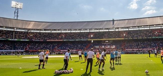 Foto: Buitenlandse directeur bij Feyenoord? 'Gigantisch netwerk met geweldige spelers'