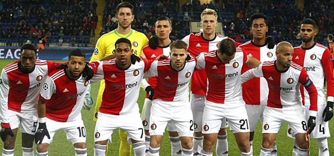 Foto: 'Feyenoorder kreeg te horen dat hij moest oprotten'