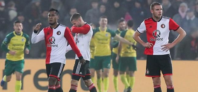 Foto: Feyenoord-directeur wil eigen speler weghebben: