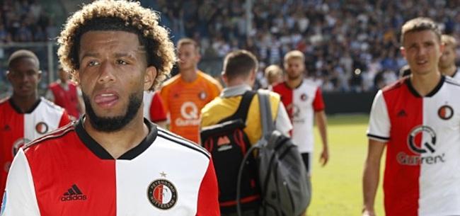 Foto: Feyenoord afgemaakt: