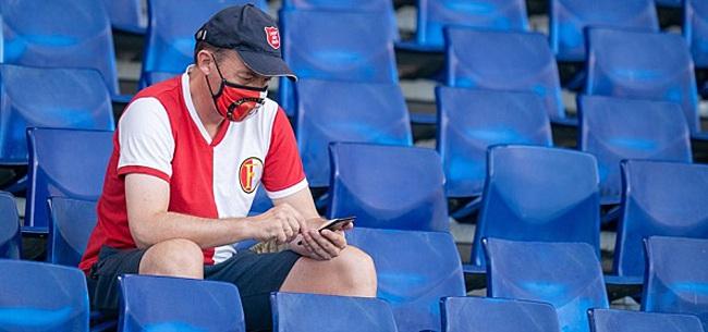 Foto: Feyenoord-fans woest om 'nieuwe aankoop':