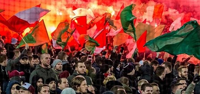 Foto: Bijzonder goed nieuws voor Feyenoord: 'Hij herstelt razendsnel'