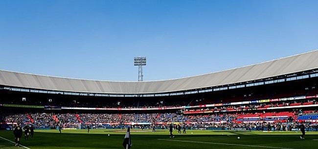 Foto: Feyenoord trotse prijswinnaar: 'Voor de vijfde keer op rij!'