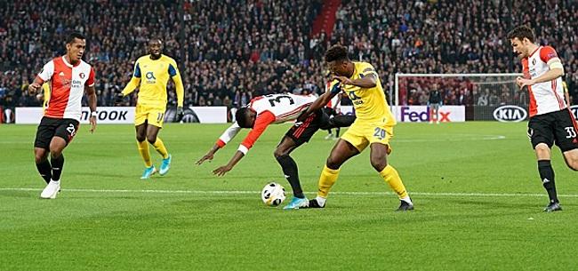 Foto: 'Flink probleem dreigt voor Feyenoord richting cruciaal Europa League-duel'