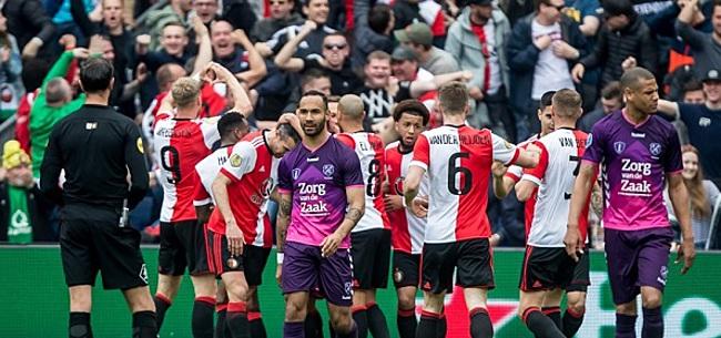 Foto: 'Feyenoord gaat vijf of zes belangrijke spelers kwijtraken'