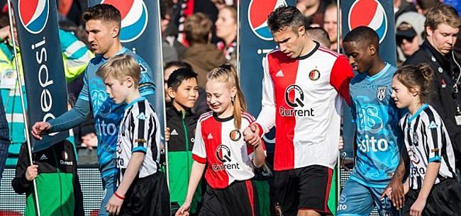 Foto: Feyenoord-fans fileren duo: