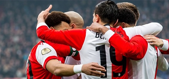Foto: 'Feyenoord moet speler eredivisionist alsnog kopen'