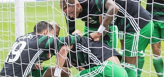 Foto: Feyenoord-aankoop merkt: