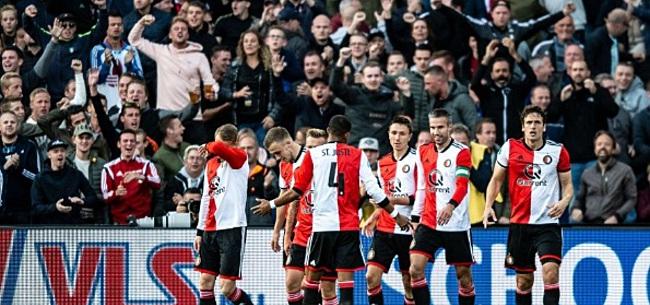 Foto: Gigantische omzet en enorme winst voor Feyenoord
