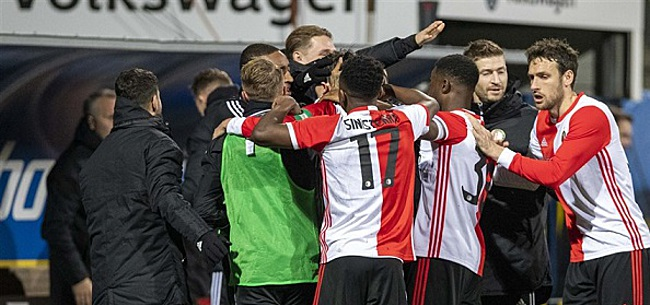 Foto: 'AZ-bod van 2 miljoen afgewezen, Feyenoord weet waar het aan toe is'