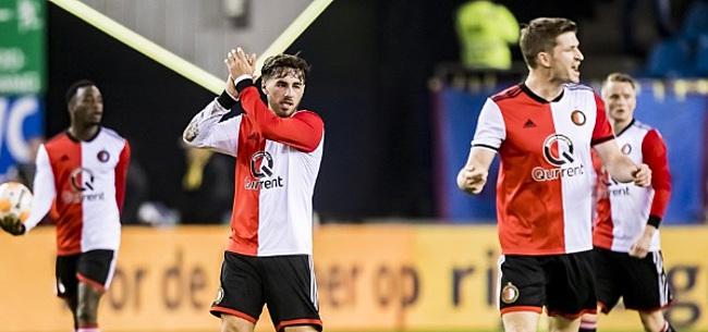 Foto: VI fileert Feyenoord-elftal: