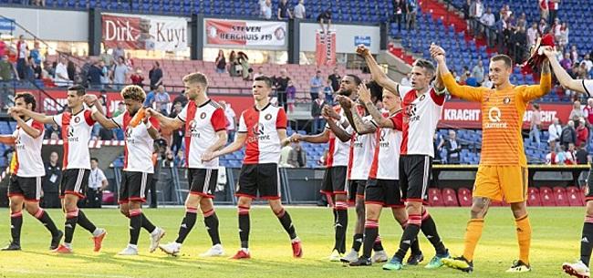 Foto: Feyenoord wekt verbazing: