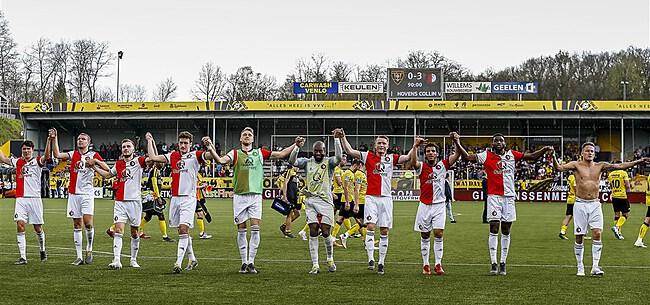 Foto: 'Drie invloedrijke Feyenoorders denken aan zomertransfer'