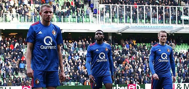 Foto: AD deelt keiharde cijfers uit aan Feyenoorders