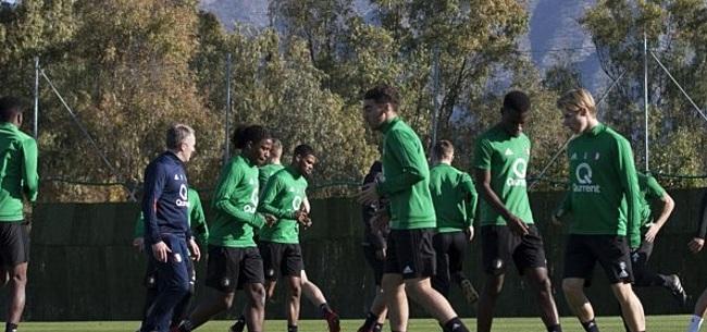 Foto: 'Onzekere Feyenoorder sluit vertrek niet uit'