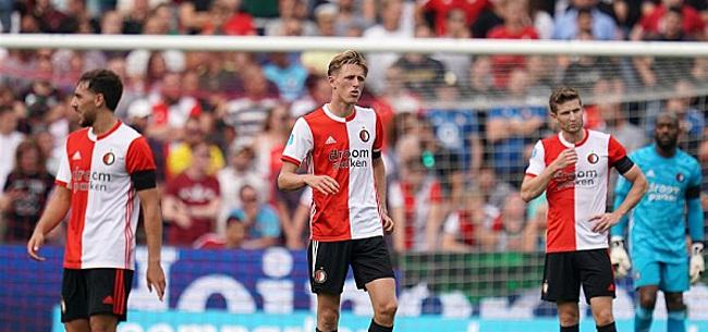 Foto: Cruciale opgave voor Feyenoord: