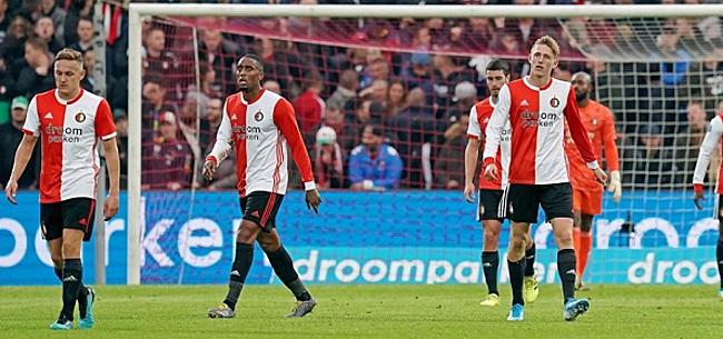 Foto: 'Feyenoord gaat deze winter aankloppen bij Europese topclubs'