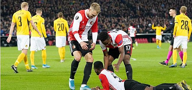 Foto: 'Feyenoord werkt aan opvallende Eredivisie-transfer'