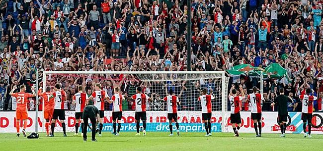 Foto: 'Feyenoord heeft na contracteren Ié nog één vacature'