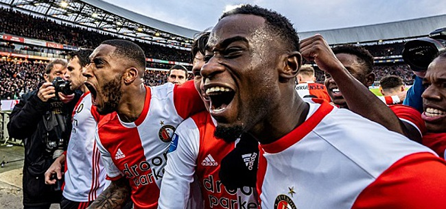 Foto: 'Feyenoord loopt blauwtje in strijd om aanvaller'