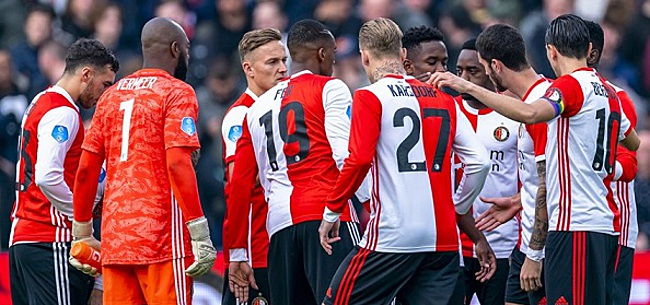 Foto: 'Onverwachts transferdrama dreigt voor Feyenoord'